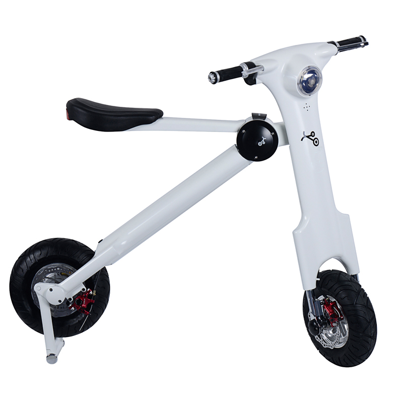 Foldable Electric Scooter 48V 350w 11A Portable mobility scooter Electric two-wheeled vehicle electric <strong>bike</strong> for Adult Scooter