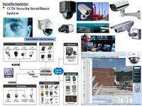 CCTV Surveillance Security Systems