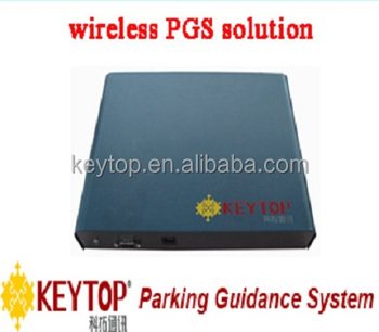 Wireless Parking Bay Sensor Car Space Detector for Outdoor Smart Parking Guidance System
