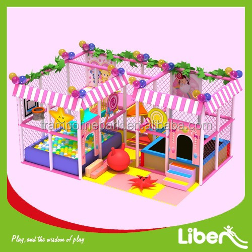 Attractive kids commercial new style restaurant indoor play