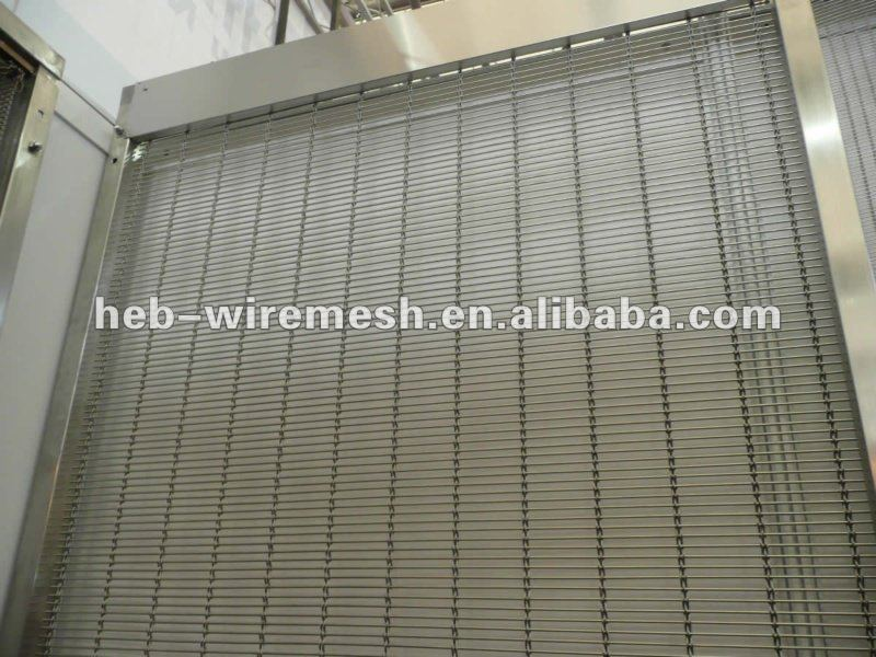 Brass Decorative Curtain Wire Mesh(Manufactory)