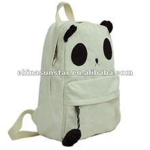 2012 new fashion design school backpack