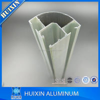 2016 hot sale mill finished aluminum extrusion profiles for windows and doors window assembling Thailand profiles