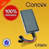 gps tracker mini which can be checked by smart phone and website Concox GT06N