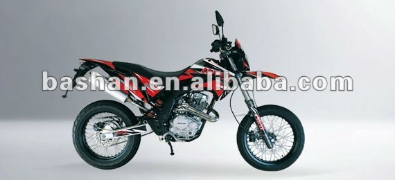 125cc dirt bike BS125GY-9, new off road, EEC