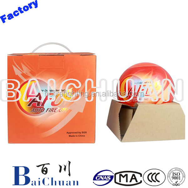 portable fire ball extinguisher, 1.3kg fire extinguisher ball price