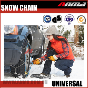 Emergency tractor 9MM snow tyre chain for car tires