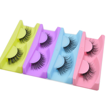 Factory wholesale real mink eyelashes private label mink eyelashes