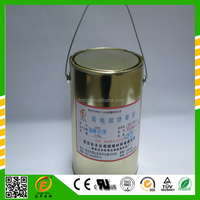 waterproof and heat resistence anticorona paint with cheap price