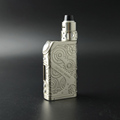 2017 hot selling mod Tesla Steampunk style Tesla nano 120w with Taggle Switch Design