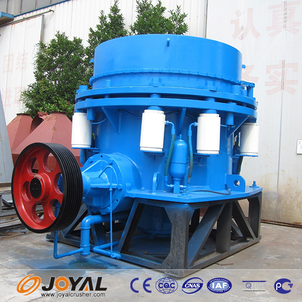 High efficient reliable hydraulic stone breaker / hydraulic cone crusher