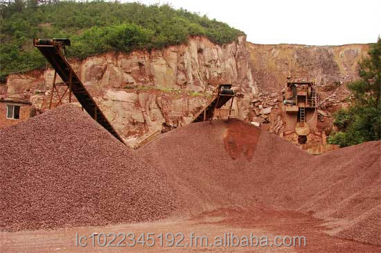 Iron Ore Fines - Crushed to Specification