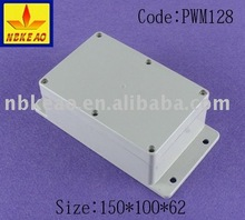 Wall mounted Sealed plastic enclosure