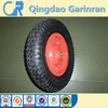 Qingdao Cheap 16 Inch Wheelbarrow Rubber Wheel