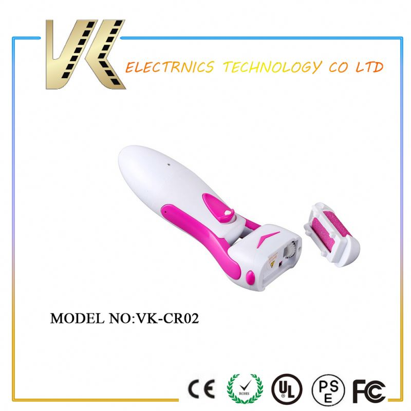 Foot callus remover smoother electric refill foot file