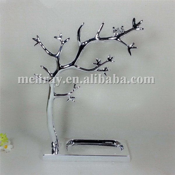 Polyresin Ring Key Holder Stand