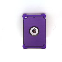 PU leather covers case for ipad handheld for ipad 2/3/4 case accessories