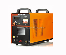 plasma welder with pilot arc start cutter