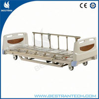 China BT-AE118 Extra low electric nursing home beds, hospital bed penang malaysia
