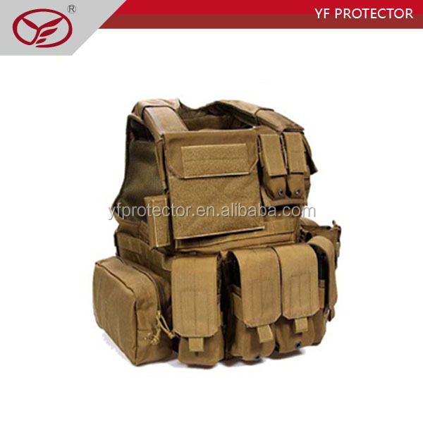 Airsoft tactical vest army vest bullet proof