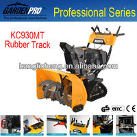 Snow Blower Rubber Track Gardenpro Snowblower KC930MT