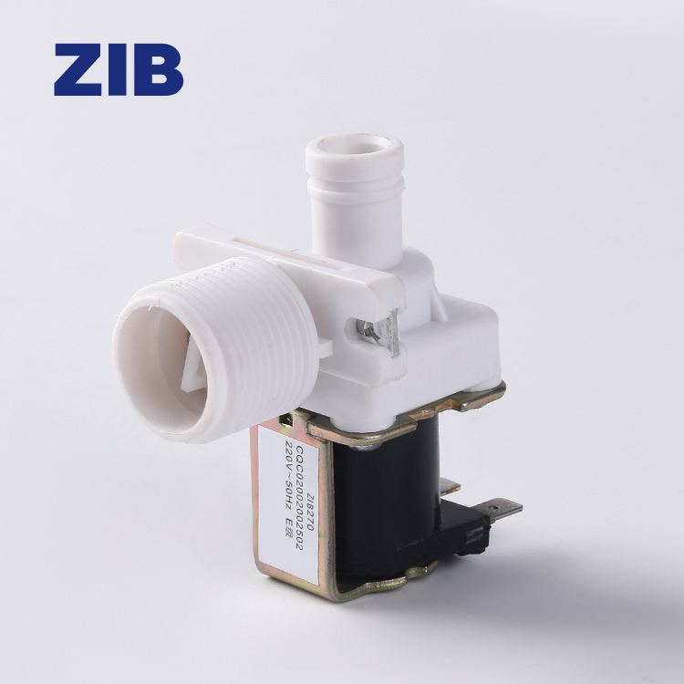 High performance durable common parts washing machine water inlet valve