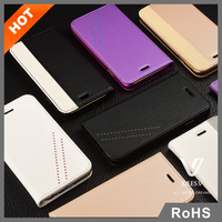 JULESV Magnetic Closure Stand Leather Case For Iphone 6s Plus,Hybrid TPU+PU 2 In 1 Leather Wallet case Phone Shell Pouch