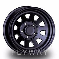 Flyway FX002 4x4 Steel Wheel 15 16 17inch For Offroad