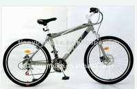 Latest cool 26 mtb strong steel full suspension mountain bicycle bike