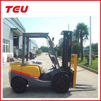 TEU Brand Counter Balanced Forklift FG30T with Very cheap Price