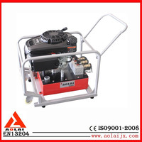 Motor Low Noise hydraulic power unit/high pressure pump hydraulic power tools