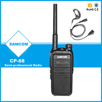 Low Price Chinese Walkie Talkie 30km range SAMCOM CP-88 for repeater