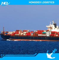 Full Container Sea Freight to Dubai from China Ports