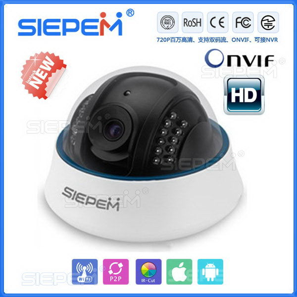 Top quality hot selling 3g web camera ip cam/720p best ip camera app/TCP 720p p2p dome ip camera