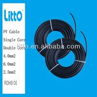 Electrical Cables for Solar System 2.5/4/6mm2(10/12/14AWG)