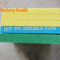 Industrial Cooling Pad Blue Yellow Green