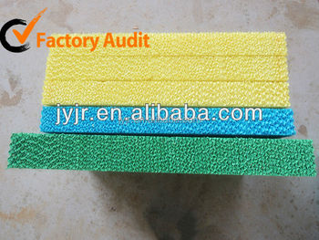 industrial cooling pad (blue yellow green )