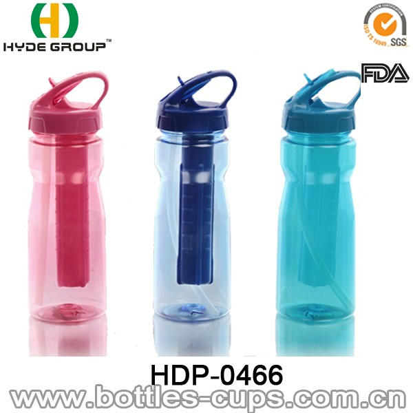 650ml New Model Tritan Plastic Water Bottle With Straw And ...