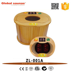 DIY health care products infrared sauna for massage feet ZL-001A