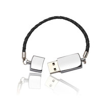 High quality Bracelets shape metal usb flash drive usb 2.0&3.0 wholesale