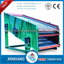 China double deck horizontal circular motion coal screening equipment for sale