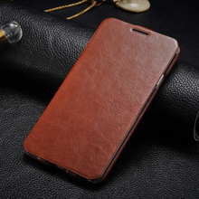 Ultra-thin slim leather case, leather cell phone case wholesale for Samsung note 3