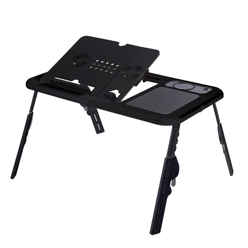 stand up recliner laptop desk with mouse pad