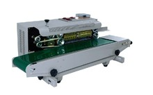 KM high efficient unlimited sealing length vertical continuous band sealer
