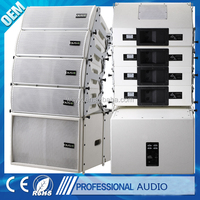 LA206 professional audio line array from Guangzhou manufacturers