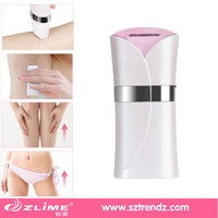 Luxury electric women hair trimmer
