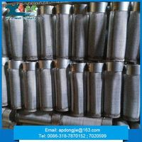 Factory supplier newest simple design element filter with vertical leaf filter wholesale price