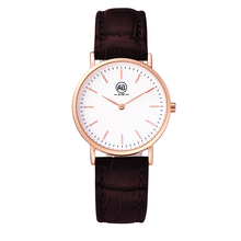 The Best China leather wrist watch for women strap men and
