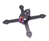 New X5 iX5 true X 210mm 210 with 5mm bottom Carbon Fiber Frame Kit For RC Racing Drone Quad