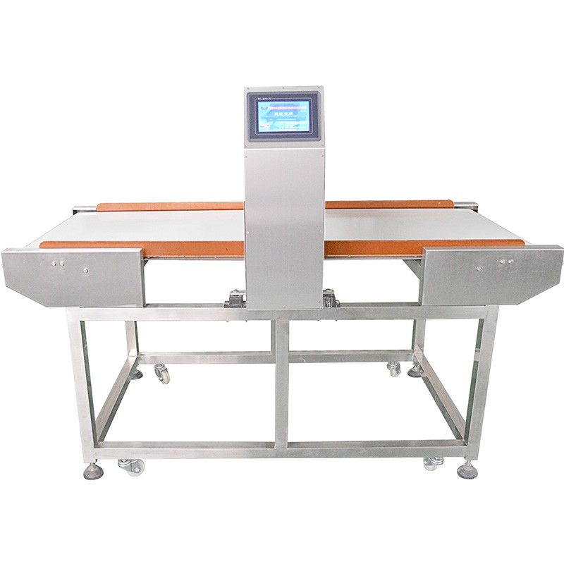 conveyor food metal detector/professtional metal detector for food industry